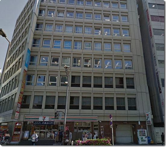 キレイモ大阪梅田店のビル(ADビル)