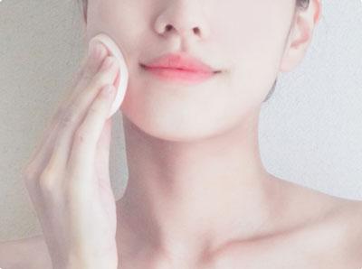 顔脱毛のメリット1(化粧ノリがよくなる)