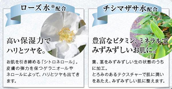 キレイモの化粧水(ローション)の成分